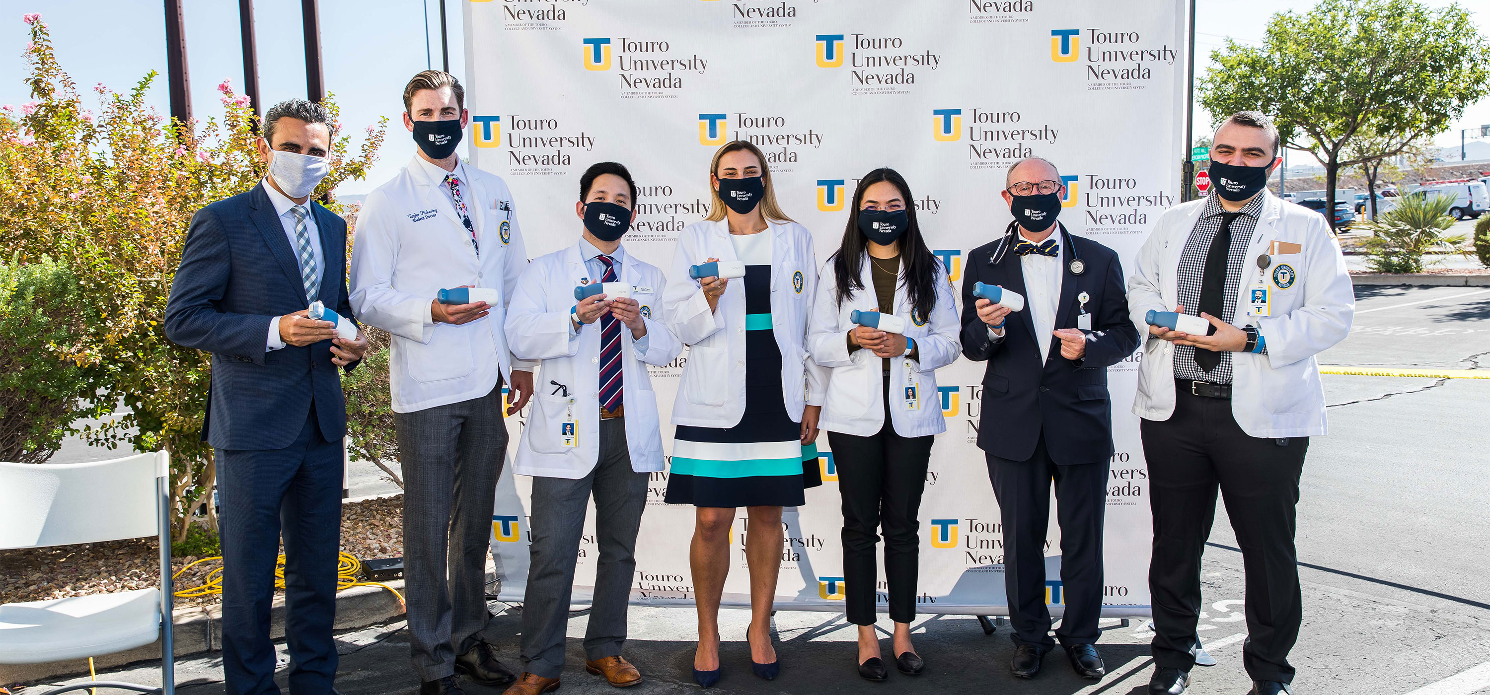 Touro University Nevada Partners with Vave Health to Bring Portable Ultrasounds to College of Osteopathic Medical Students