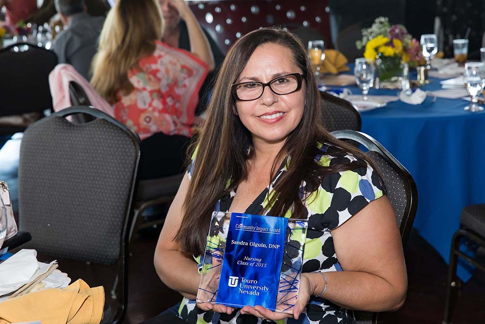 2019 Winner of the Community Impact Award