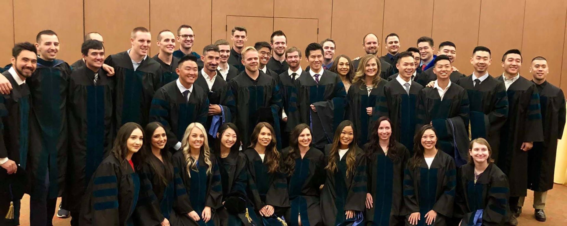 School of Physical Therapy's Class of 2019