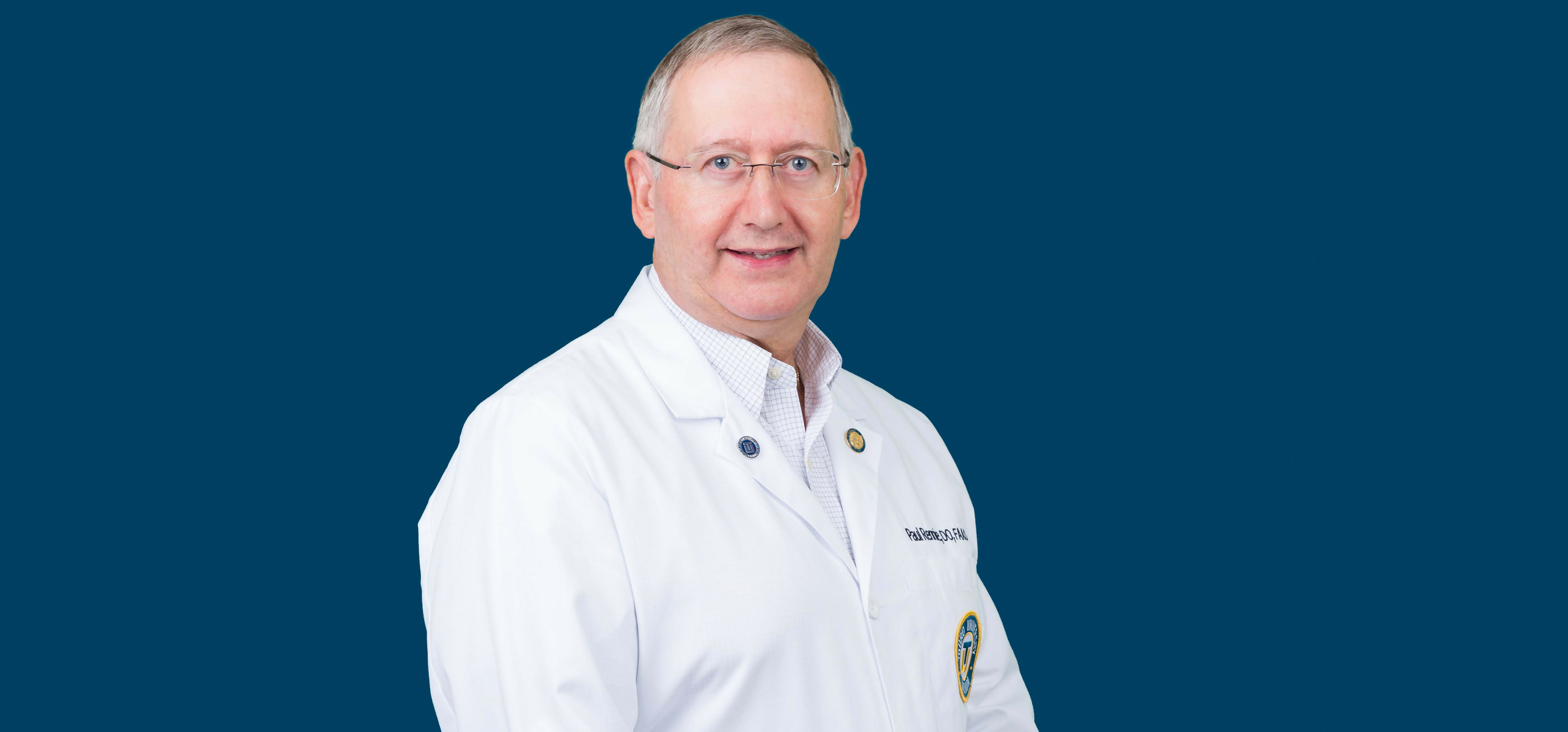 Paul R. Rennie, DO, FAAO, Voted President-Elect of National Osteopathic Medical Association