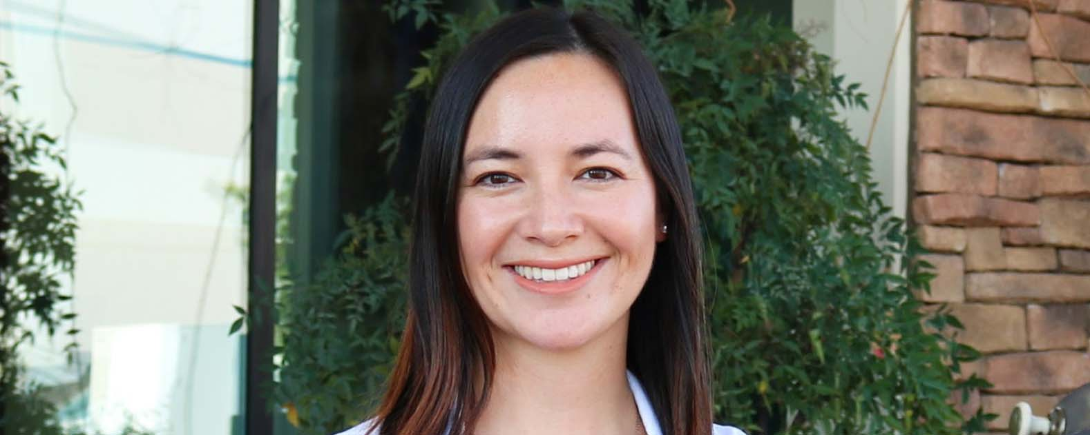 Meet Cassandra McDiarmid, a student in our College of Osteopathic Medicine