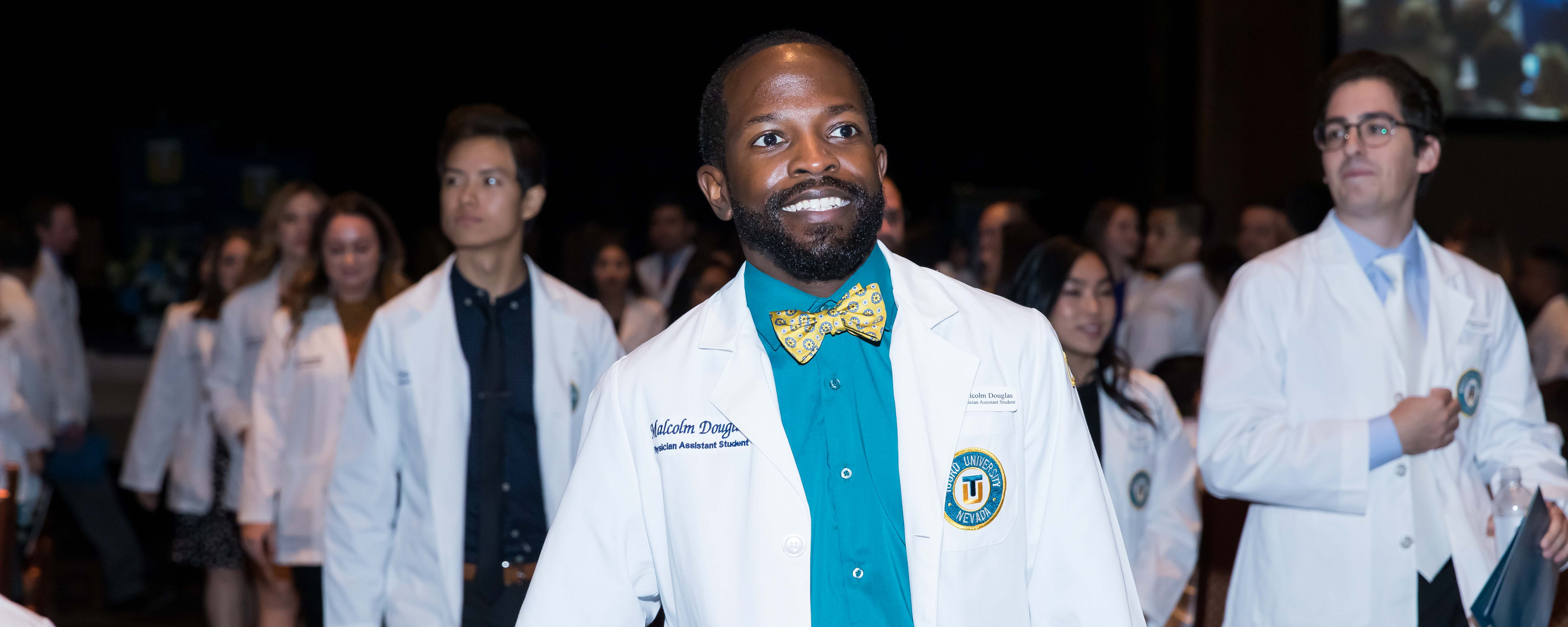 Malcolm Douglas, School of Physician Assistant Studies