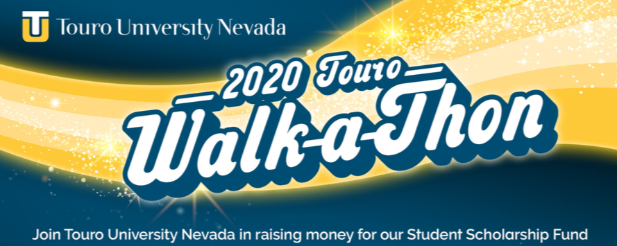 Touro University Nevada Raising Student Scholarship Funds with First-Annual Walk-A-Thon